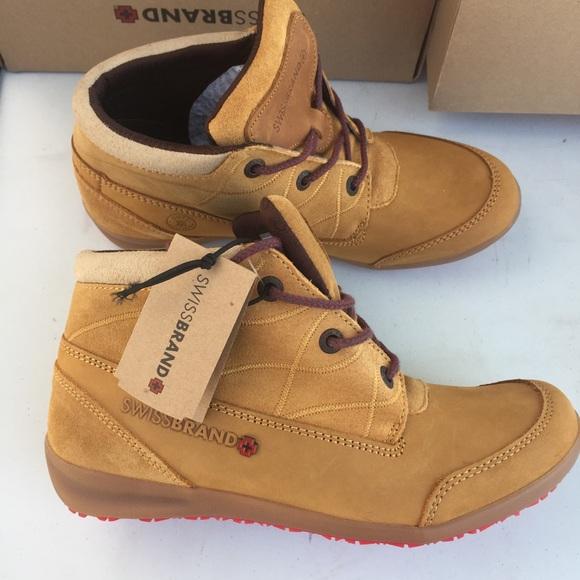 Shoes | Swiss Brand Womens Boots | Poshmark